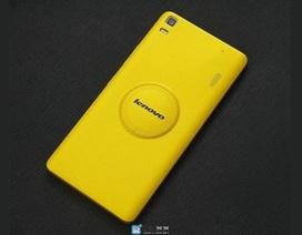 Lenovo ra mắt phablet với thiết kế mặt lưng khác lạ