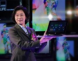 """CEO AMD """"hớ hênh"""" làm lộ thời điểm ra mắt của Windows 10"""