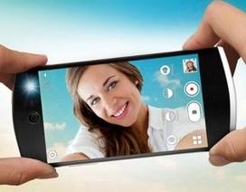 Smartphone với camera trước 13 megapixel kèm theo đèn flash