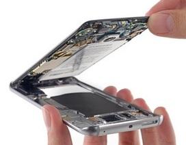Chi phí thay pin trên Galaxy S6/S6 edge đắt hơn so với Galaxy S5