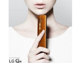 LG bất ngờ khoe ảnh chính thức G4 trước khi sản phẩm ra mắt