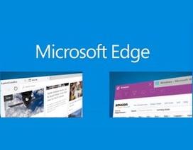 Trình duyệt chính thức trên Windows 10 có tên Microsoft Edge