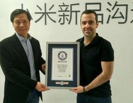 Xiaomi lập kỷ lục Guinness thế giới về lượng smartphone bán ra trong 24 giờ