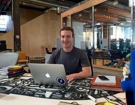 """CEO Facebook tiết lộ thời gian làm việc """"khủng"""" mỗi tuần"""
