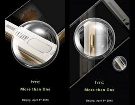 One M9+ tiếp tục lộ diện trên hình ảnh giới thiệu sự kiện đặc biệt của HTC