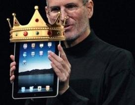 """Nhìn lại chặng đường 5 năm của """"ông vua"""" máy tính bảng iPad"""