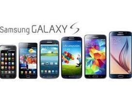 """Ý nghĩa chữ """"S"""" trong dòng smartphone Galaxy của Samsung"""