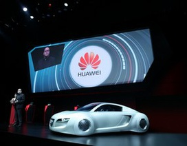 Huawei hợp tác Audi khai thác công nghệ kết nối trên xe hơi