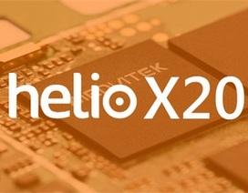 MediaTek trình làng vi xử lý di động 10 lõi đầu tiên trên thế giới