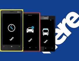 """Uber cùng loạt """"đại gia xe hơi"""" của Đức tranh giành Here Maps của Nokia"""