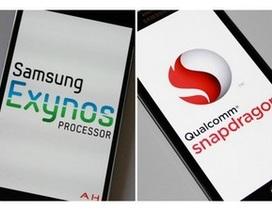 """Qualcomm lần đầu chia sẻ """"cuộc chiến"""" với Samsung"""