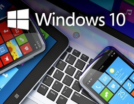 Windows 10 sẽ xuất hiện với 7 phiên bản khác nhau