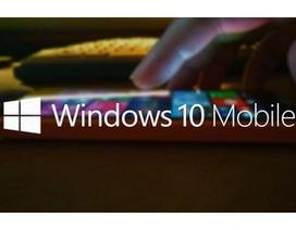 Windows 10 cho di động sẽ mắt sau phiên bản dành cho máy tính cá nhân