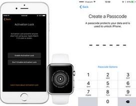 Apple quên nhắc đến tính năng đặc biệt trên watchOS và iOS 9