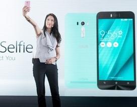 """Asus ra smartphone """"tự sướng"""", smartwatch và tablet thế hệ mới tại Computex 2015"""