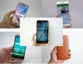 """Galaxy S6/S6 edge được bình chọn là """"Smartphone tốt nhất nửa đầu năm 2015"""""""