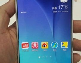 Lộ ảnh và video thực tế smartphone mỏng nhất sắp ra mắt của Samsung