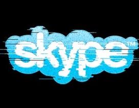 """Skype cũng gặp lỗi khi bị gửi tin nhắn """"độc"""""""