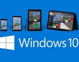 Lộ ngày ra mắt và giá bán lẻ các phiên bản của Windows 10