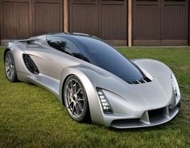"""Siêu xe sản xuất bằng công nghệ 3D có thể """"lật đổ"""" Porsche?"""