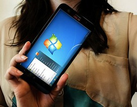 Cài đặt và sử dụng Windows 7 trên smartphone Asus Zenfone 2