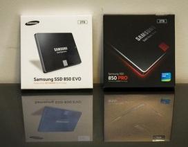 Samsung ra mắt ổ cứng SSD dung lượng 2TB đầu tiên trên thế giới