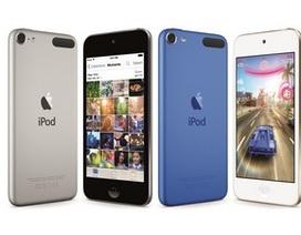 Apple trình làng iPod Touch thế hệ mới tốt nhất từ trước đến nay