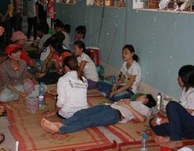 120 công nhân ngộ độc sau bữa ăn trưa