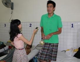 Cắt khối u tuyến yên cho chàng trai cao hơn 2m