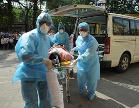 Cúm A/H1N1 đang diễn tiến nguy hiểm