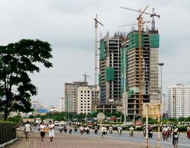 Vốn nước ngoài vào bất động sản sụt thảm hại