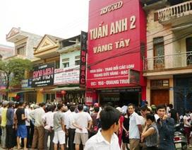Án tử hình cho kẻ cướp tiệm vàng tại Tuyên Quang