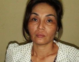 """""""Quý bà"""" cầm đầu đường dây ma túy từ Campuchia về Việt Nam"""