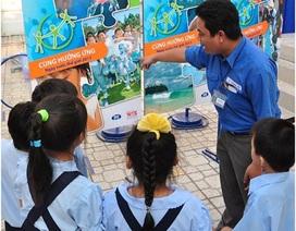 Giáo dục trẻ em bảo vệ nguồn nước