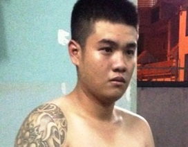 Bắt đối tượng cướp giật dùng dao chống trả cảnh sát hình sự