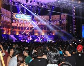 Đấu trường lớn của Rock Việt chính thức khởi động