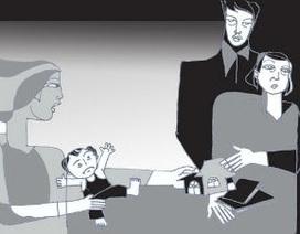 """Khai sinh cho con riêng phải """"xin phép"""" vợ?"""