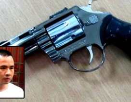 """Hà Nội: Dùng """"súng"""" bật lửa dọa gái mại dâm"""
