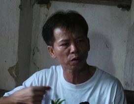 Điều tra viên Bộ Công an làm việc với ông Nguyễn Thanh Chấn
