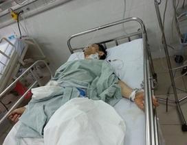 Hà Nội: Cảnh sát cơ động bắn trọng thương kẻ dùng súng uy hiếp