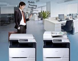 Bộ đôi máy in laser cho văn phòng hiện đại