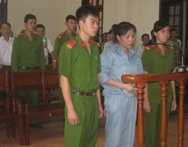 Án tử hình dành cho sơn nữ buôn 10 bánh heroin
