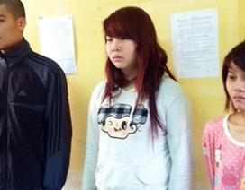Cặp tình nhân tuổi teen bắt cóc thiếu nữ ép bán dâm