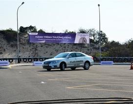 Trải nghiệm Turanza GR-100 trên cung đường TP.HCM - Hồ Tràm