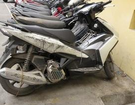 Từ vụ CSGT bị chém trọng thương: Lộ đường dây trộm cắp xe máy