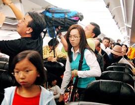 Phòng ngừa hành vi trộm cắp trên máy bay