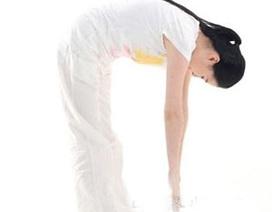 4 động tác nhỏ giúp giảm đau lưng