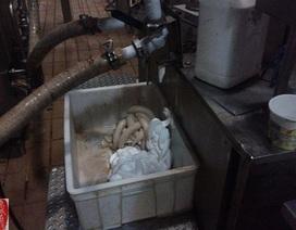Trung Quốc: Phát hiện cơ sở chế biến kem nổi tiếng siêu bẩn