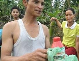 Quảng Ngãi: Thêm nhiều người bị ngộ độc thuốc bảo vệ thực vật