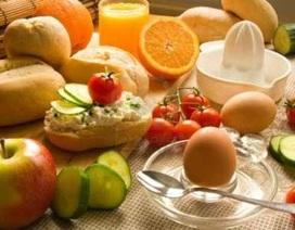 Những thực phẩm tốt nhất cho bữa sáng